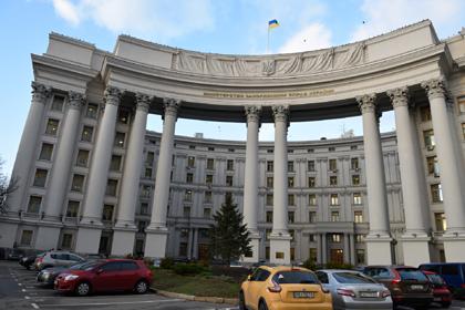 Украина отреагировала на заявление Лаврова об обмене послами