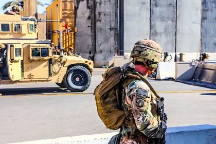 США начали вывод войск из Ирака