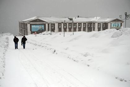 Российские ученые пожаловались на норвежцев из-за Шпицбергена