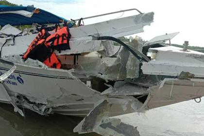 Желание нажиться на россиянах назвали причиной столкновения катеров на Пхукете