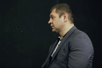 Александр Емельяненко рассказал о попытках заговорить с «дышащим ядом» братом