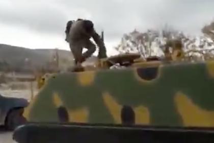 Протурецкие боевики получили американскую технику для борьбы с Асадом