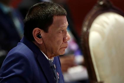 Филиппины расторгли военное соглашение с США