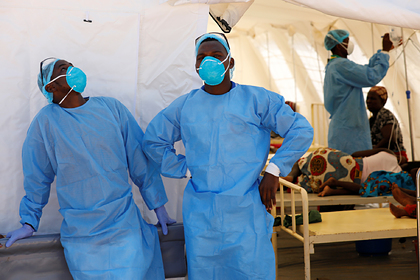 Россия заявила о добравшемся до Африки коронавирусе