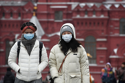 Китайские туристы массово устремились в Россию