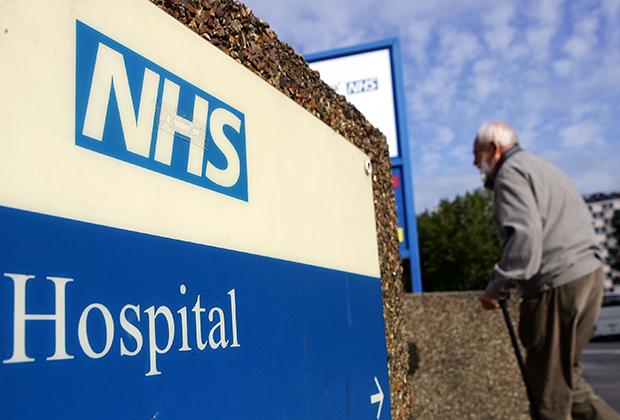 Больница NHS в Лондоне, Великобритания
