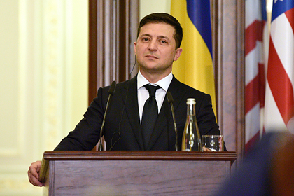 Зеленский заявил о понимании Путиным необходимости закончить войну в Донбассе