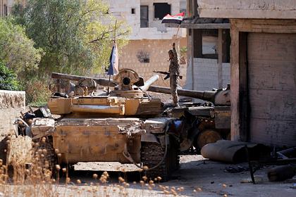 Определены масштабы наступления армии Сирии в Идлибе