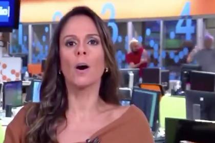 Журналисты «обстреляли» друг друга в прямом эфире