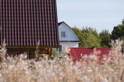 В России подешевели загородные дома и дачи