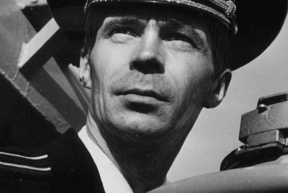 Капитан СКР «Беззаветный» Владимир Богдашин