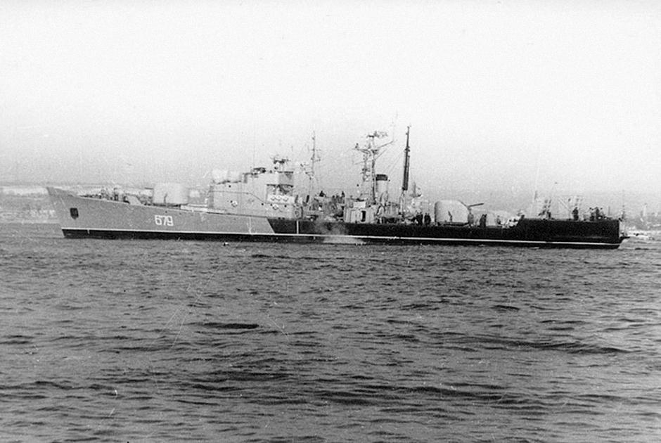 Сторожевой корабль СКР-6