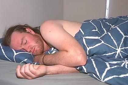 Мужчина проспал 41 день подряд из-за редкой болезни