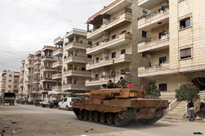 Описан «кошмарный сценарий» для Турции в Сирии
