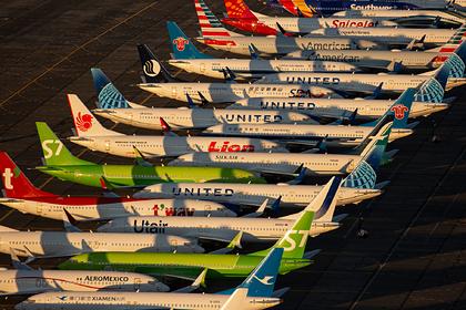 Самолеты Boeing оказались никому не нужны