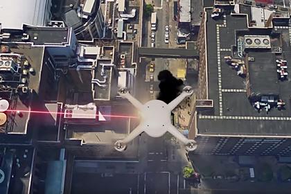 Уничтожение беспилотников израильским «Куполом» попало на видео