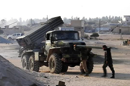 Армии Турции и Сирии обстреляли друг друга