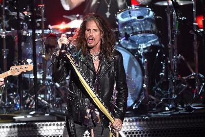 Группа Aerosmith выступит сконцертом в столице России