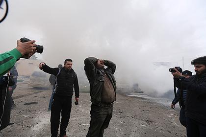 Кремль назвал цель сирийских военных в Идлибе