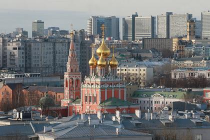 Квартиры в Москве стали меньше