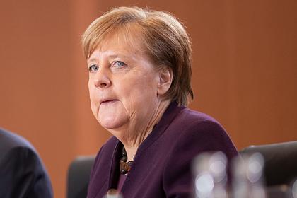В Германии решили засудить Меркель