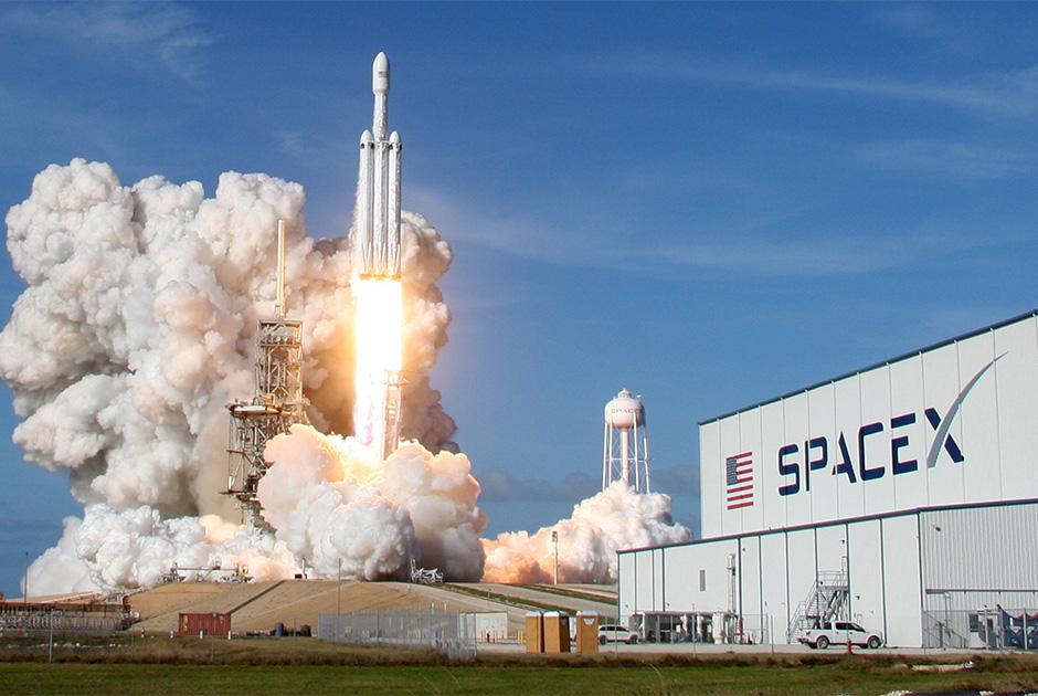 Ракета Falcon Heavy