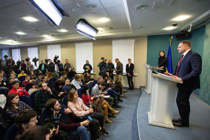 Киев заявил о наличии четкого плана проведения выборов в Донбассе