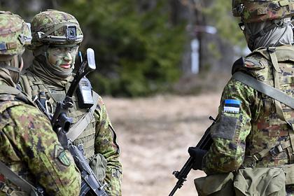 Эстония предупредила о риске превентивного удара России по Прибалтике