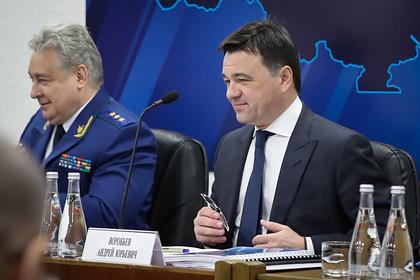 Преступность в Подмосковье снизилась на 30 процентов