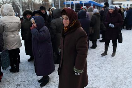 Украина вознамерилась провести перепись населения в Донбассе с помощью спутника