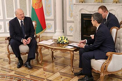 Лукашенко счел Белоруссию «восточной Швейцарией»