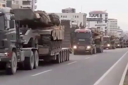 Турция усилила свой танковый кулак в Сирии