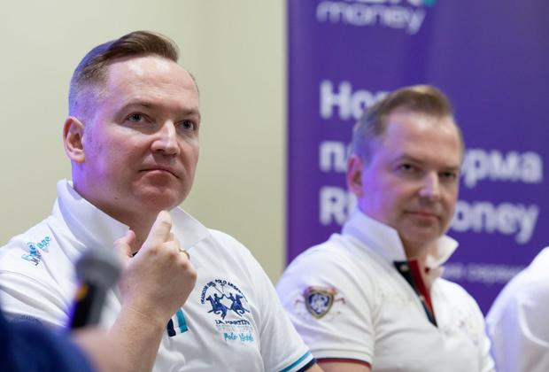 Кирилл и Денис Бурлаковы