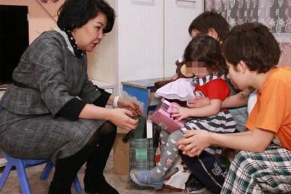 Найденные в заброшенном доме четверо российских детей оказались никому не нужны
