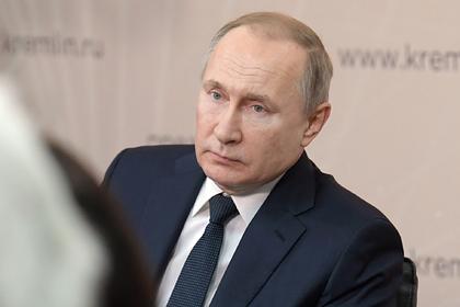 Путин допустил перенос второго чтения закона о поправках в Конституцию