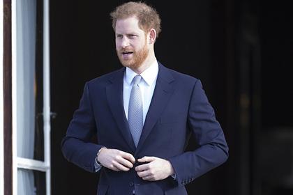 Принц Гарри расслабился после переезда в Канаду