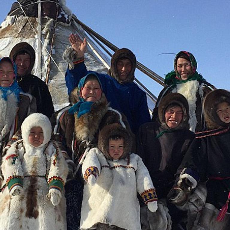 последние фото коренных жителей тайги выросла