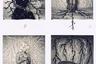 Японка Юкими Акиба (Yukimi Akiba) создает свои работы с помощью снятых на «Полароид» фотографий и ниток. Таким же образом была создана представленная на LensCulture «Моя тайная месть» (My Secret Revenge).  Акиба говорит, что ей интересно разрушать и перестраивать изображение, а не просто показывать себя. Она уверена, что можно создать то, что любишь, разрушая то, что ненавидишь.