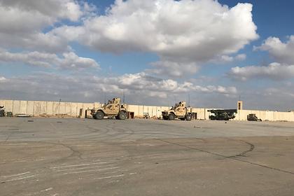По американской базе в Ираке нанесли ракетный удар