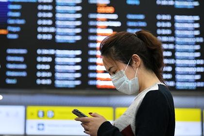 Россия приостановила чартерное авиасообщение с Китаем