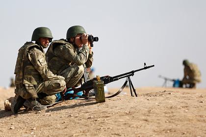 Турция сообщила о «нейтрализации» еще 63 сирийских военных