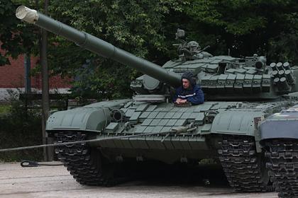 Украинские Т-72 получат «Нож» и «Базальт»
