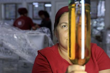 Украина закупилась российским вином