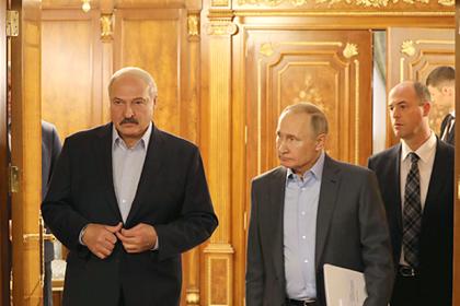 Лукашенко рассказал о намеках руководства России на присоединение Белоруссии