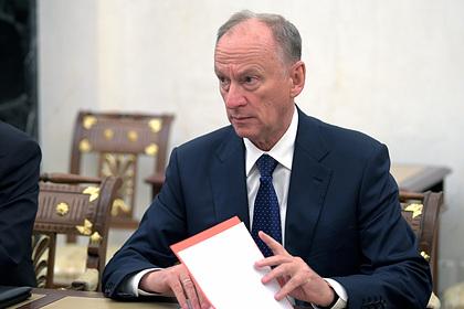Кремль опроверг встречу Патрушева с Зеленским