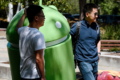Google случайно слила Android 11