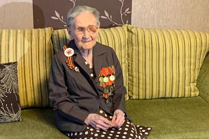 Воробьев поздравил ветерана Великой Отечественной войны со 101-м днем рождения