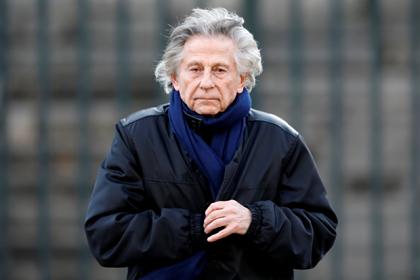 Руководство премии «Сезар» ушло в отставку на фоне секс-скандала с Полански