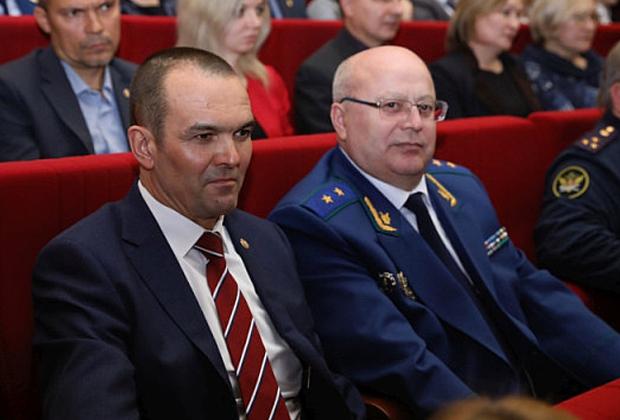 Михаил Игнатьев и Василий Пословский
