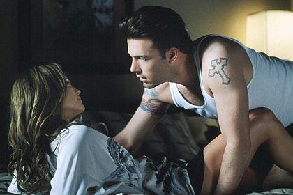 Названы худшие сцены секса в кино